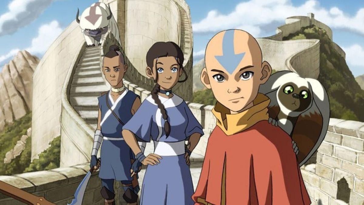 La leyenda de Aang' tendrá su 'live action' en Netflix — Avatar