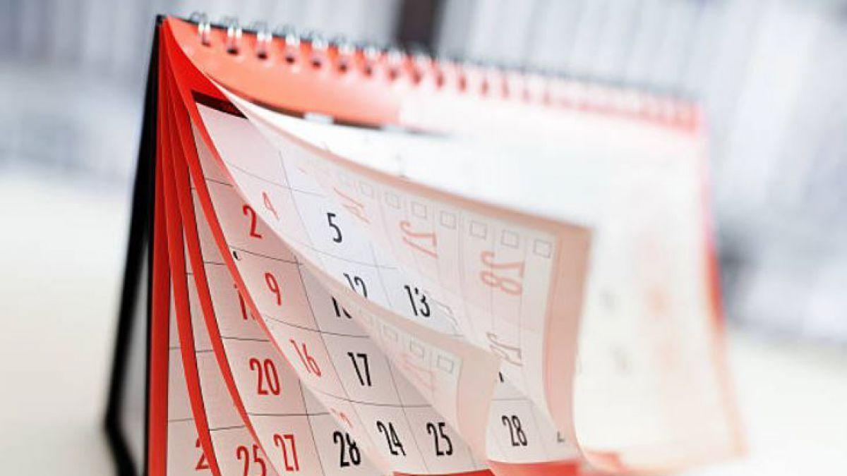 Calendario 2019 Chile Con Feriados Para Imprimir.Estos Son Los Feriados Y Fines De Semana Largos Para 2019