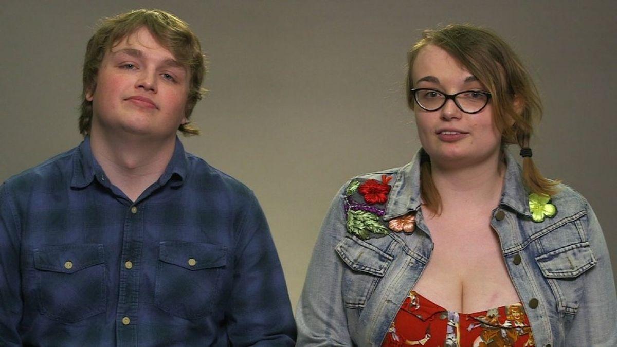 Esta pareja asegura no haber tenido sexo en tres años