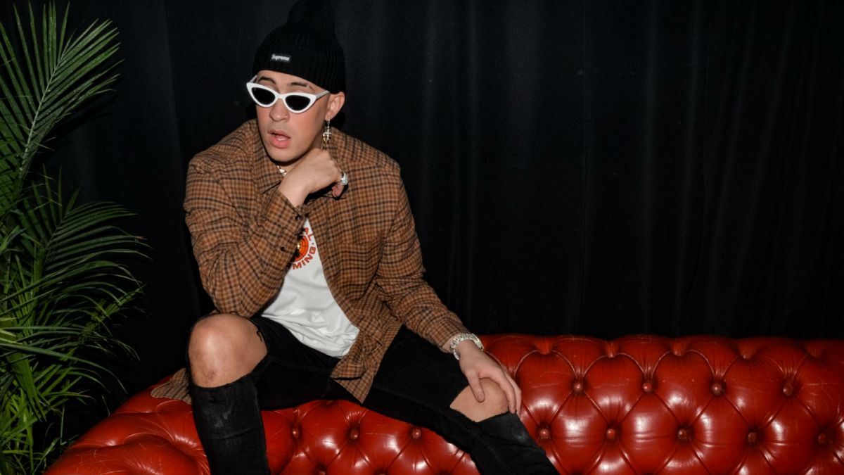 Video Bad Bunny Estrena Su Primer Album X100pre Tele 13