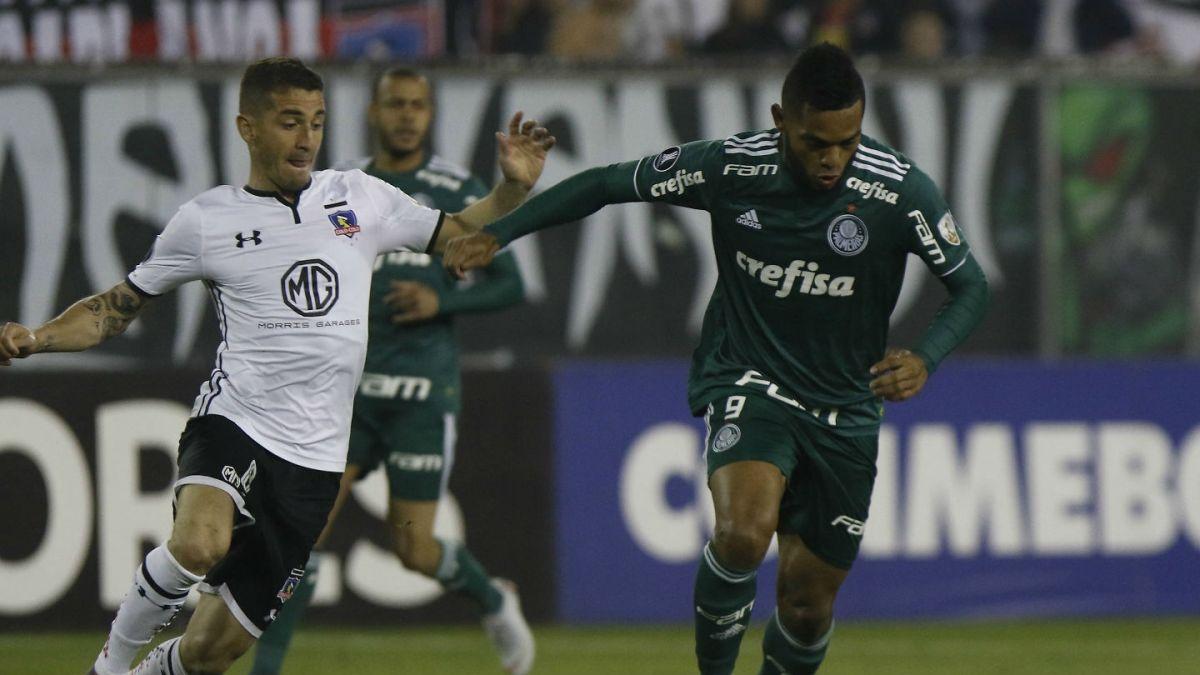 [Minuto a Minuto] Copa Libertadores: Colo Colo busca la igualdad ante Palmeiras