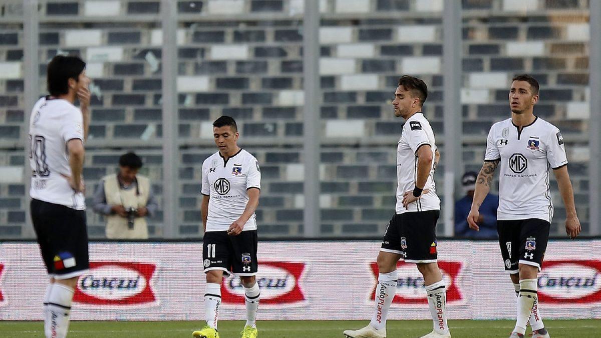 Antofagasta remontó con tres goles en cinco minutos y superó a Colo Colo en el Monumental