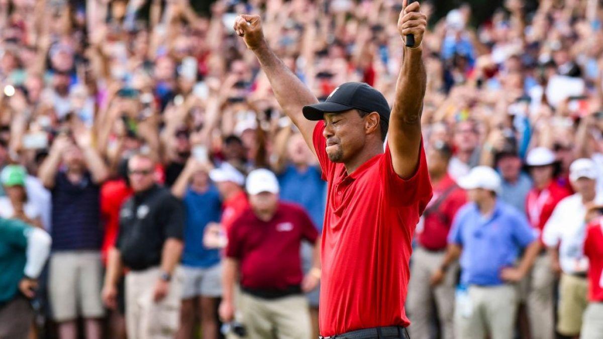 Tiger Woods vuelve a ganar un torneo de golf después de 1.876 días