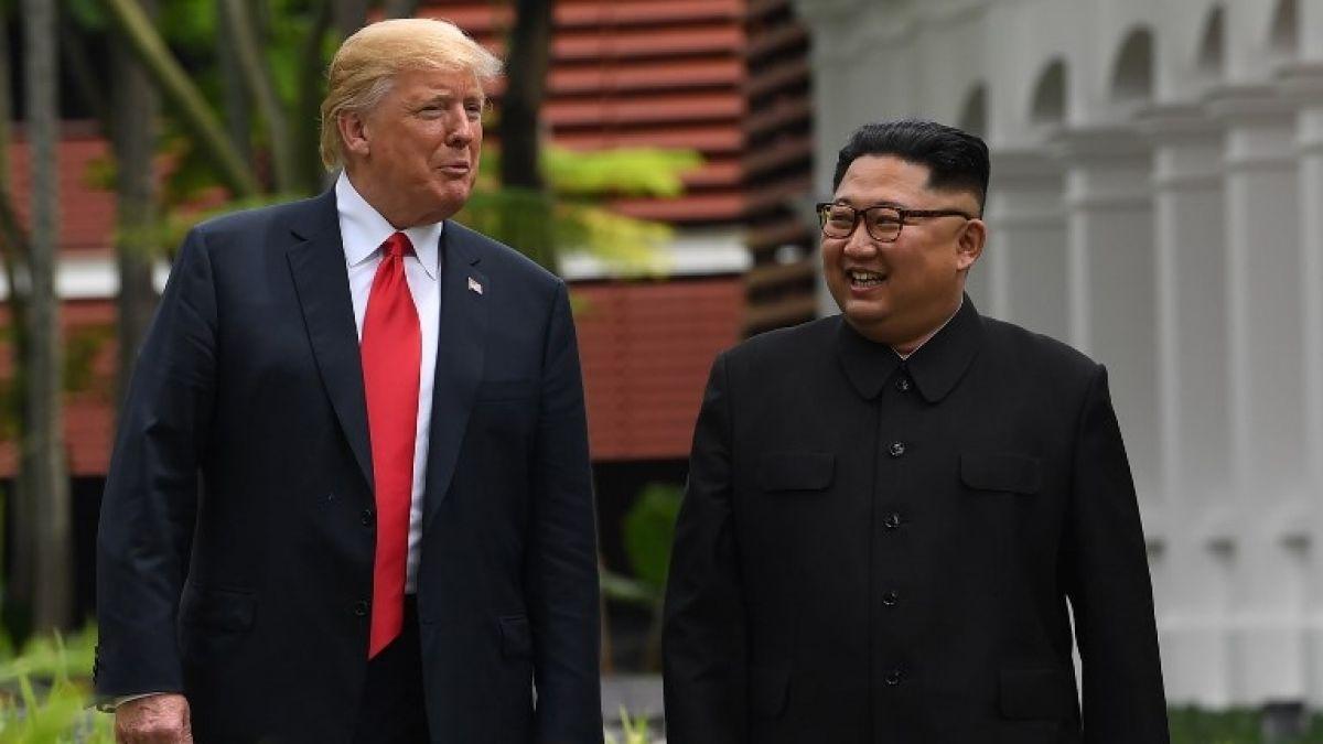 Trump anuncia que se reunirá muy pronto con Kim Jong Un