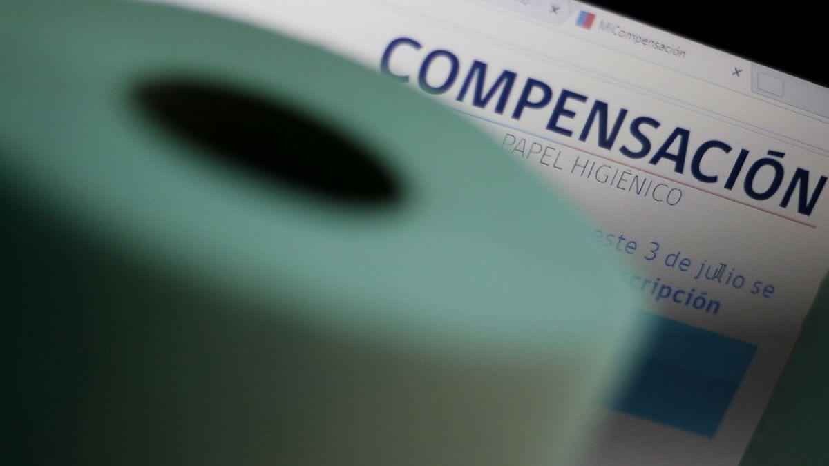 Compensación del papel confort: Última semana para inscribirse y recibir los 7 mil pesos