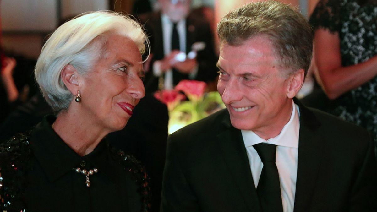 Argentina renegocia su acuerdo con el FMI y recibirá el mayor préstamo de la historia del organismo