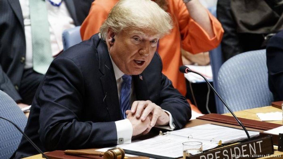 Casa Blanca descarta reunión entre Trump y Nicolás Maduro