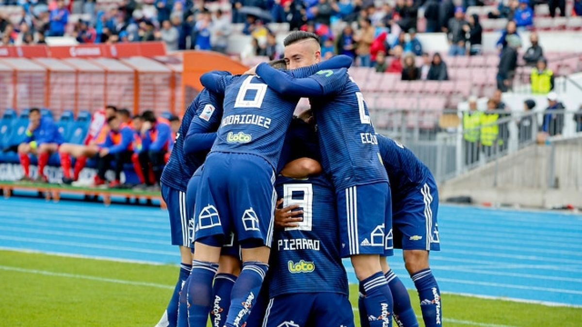 Universidad de Chile se impone por la mínima frente Unión La Calera en el Estadio Nacional
