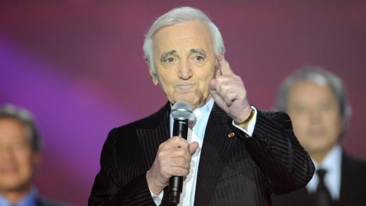 Muere Charles Aznavour a los 94 años en el sur de Francia