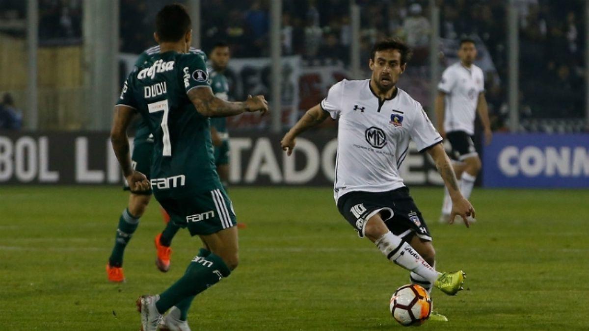 [VIDEO] La formación con que Colo Colo buscará la hazaña ante Palmeiras en la Libertadores