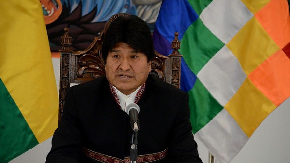 Evo Morales envía carta a Piñera y pide reiniciar diálogo por salida al mar