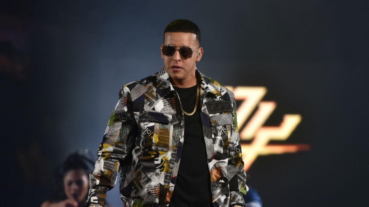 Daddy Yankee será reconocido con el Premio Icono en los Latin AMAs