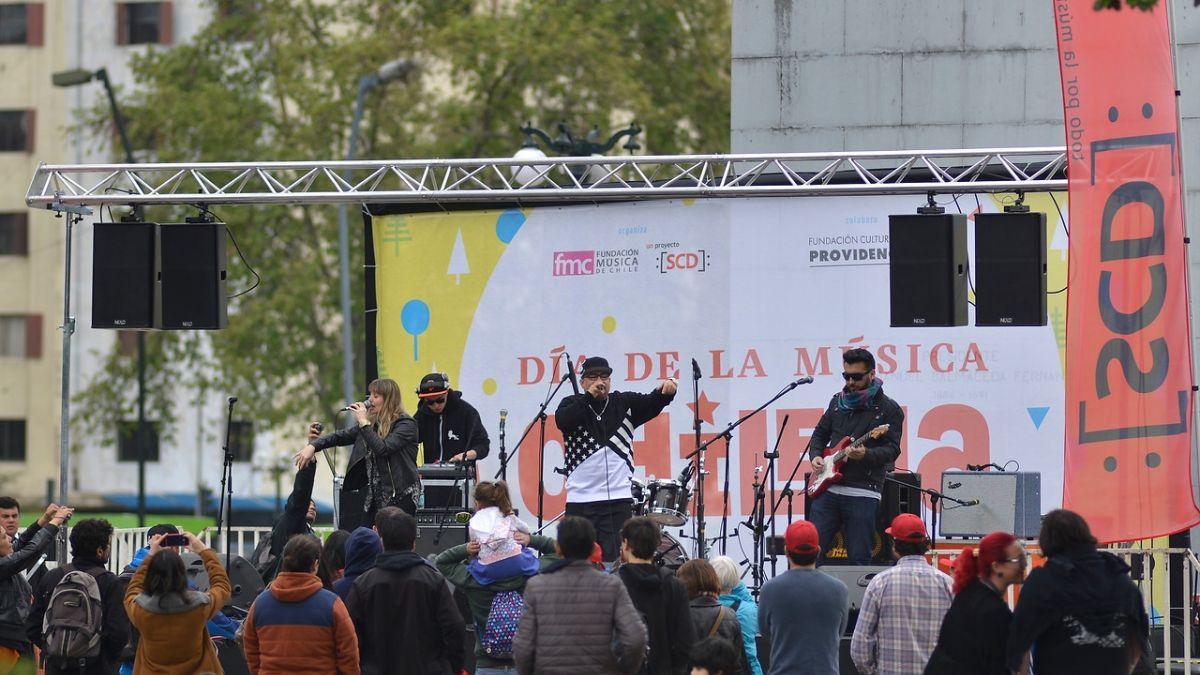 Día de la Música Chilena 2018: Estos son los conciertos gratuitos en todo el país