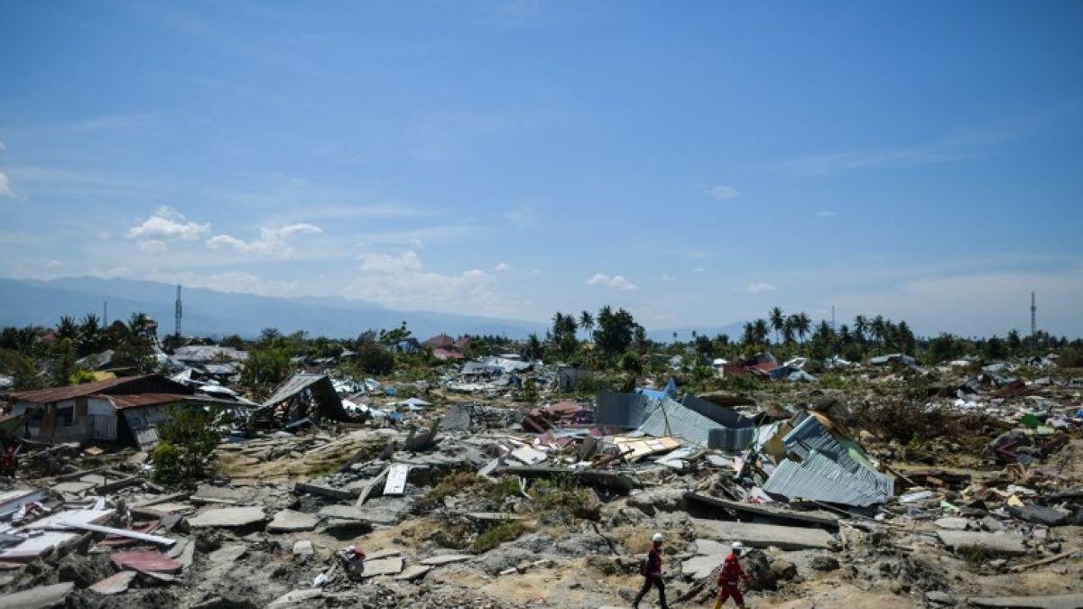 Más de 1.000 personas podrían estar desaparecidas en Indonesia