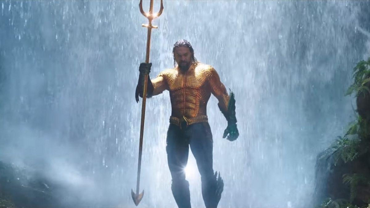 Lanzan tráiler completo de Aquaman