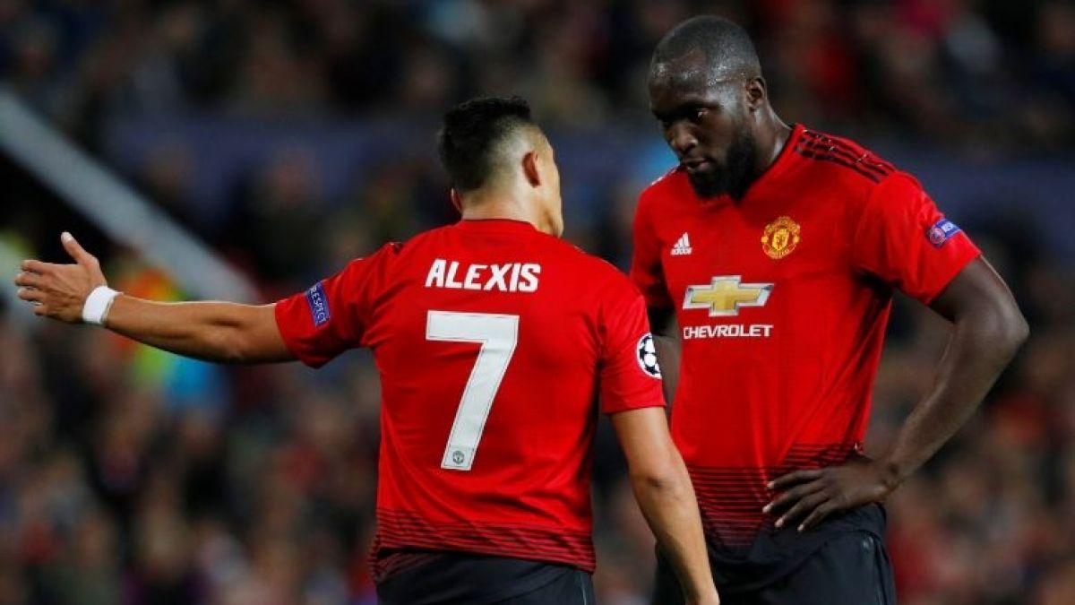 Lukaku llenó de elogios a Alexis Sánchez tras su gol de la victoria