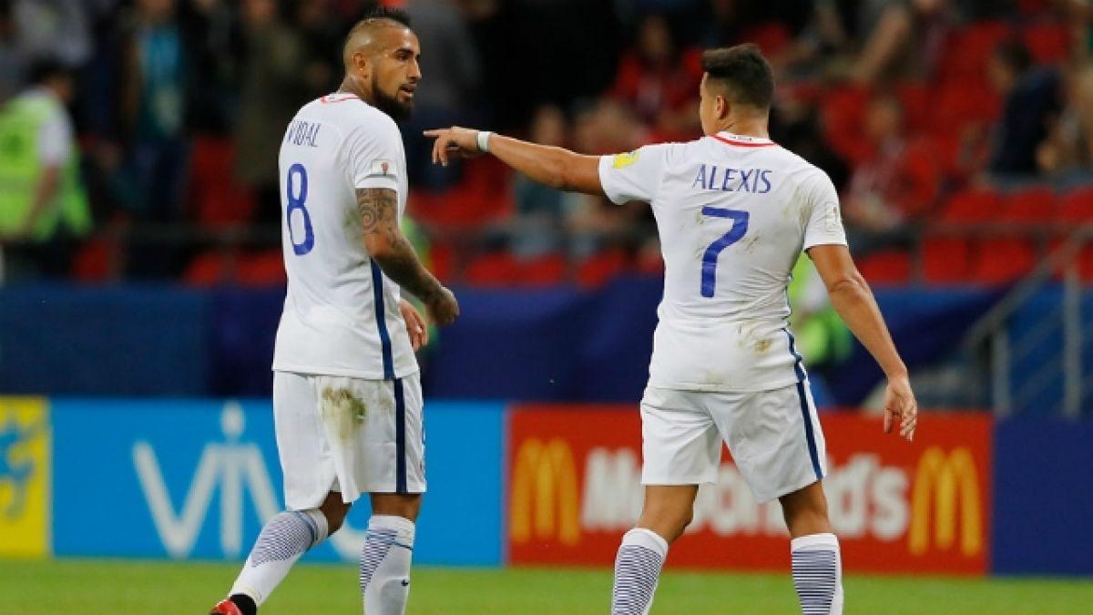 [VIDEO] ¿Cuándo juega Chile frente a Perú y México?