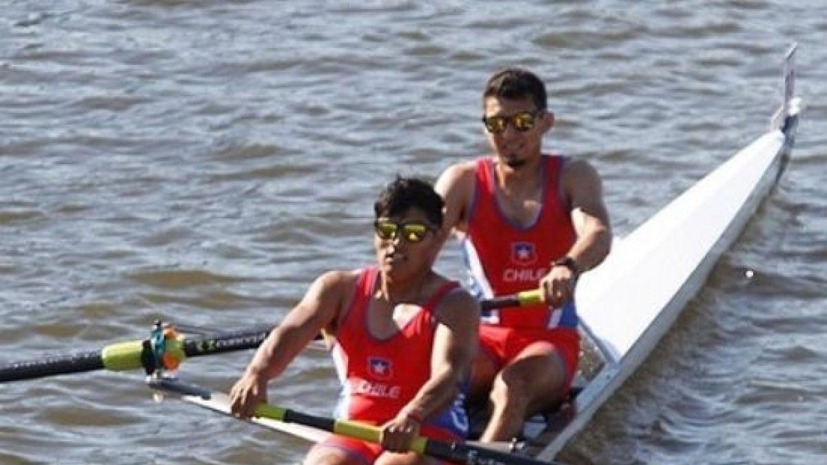 Nicolás Tapia y José Obando