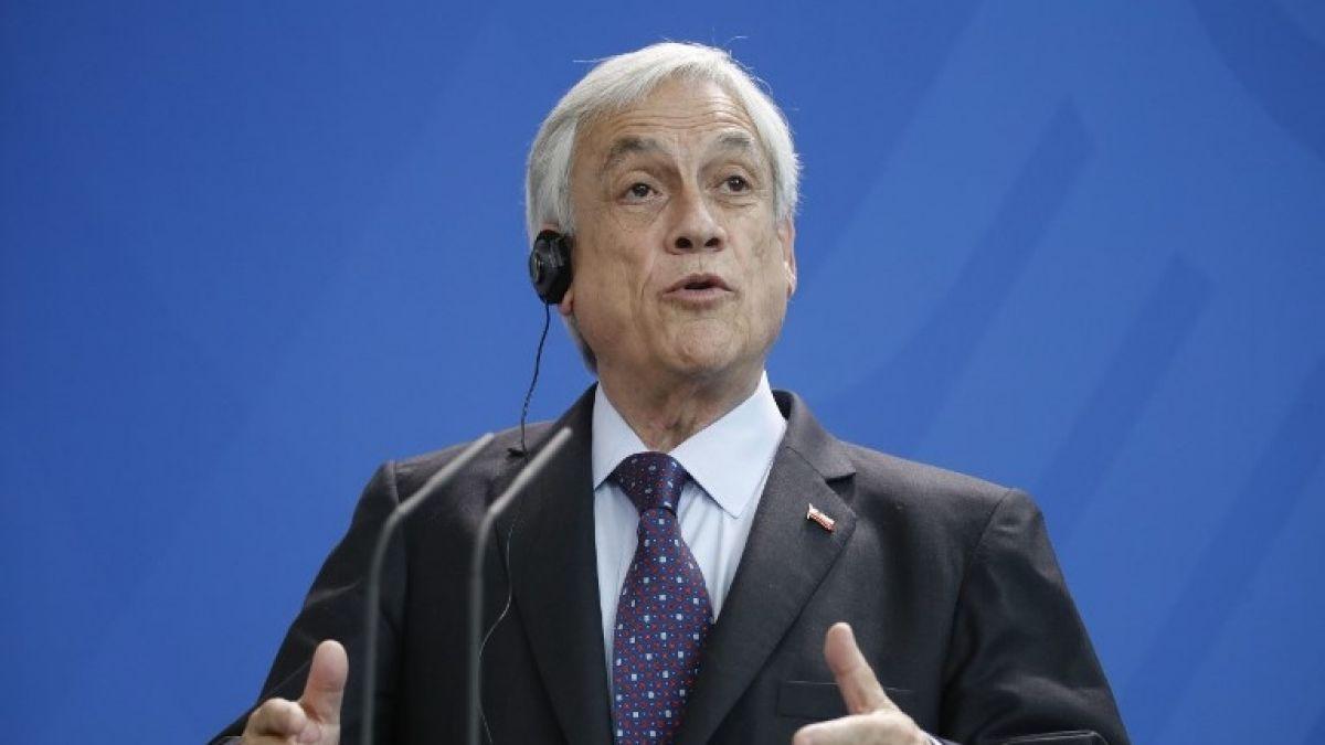 Piñera pide que Bolivia abandone su absurda pretensión sobre territorio o mar chileno
