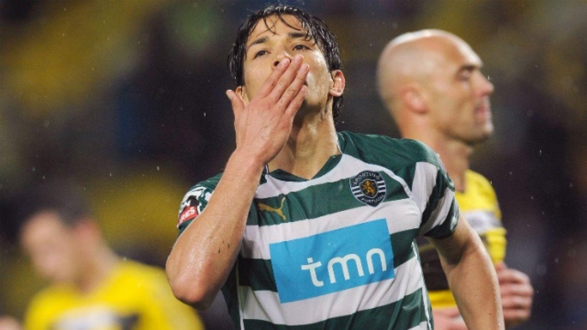 [VIDEO] Sporting de Lisboa recuerda este golazo de Matías Fernández