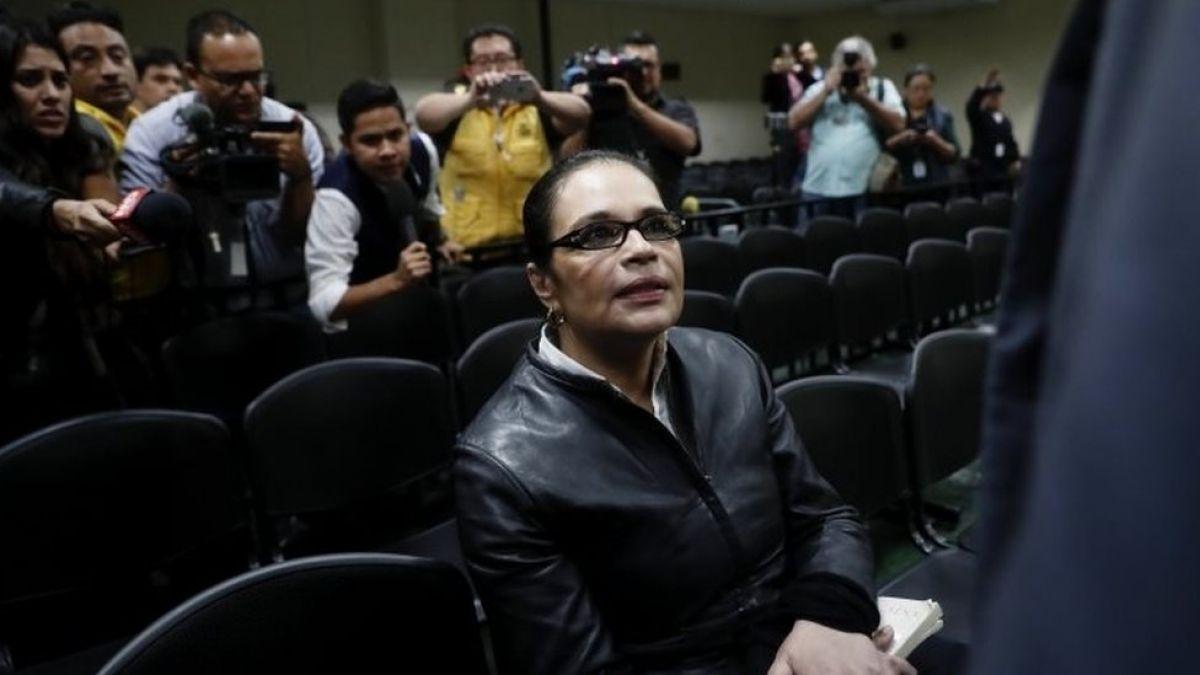 Guatemala: El caso del agua mágica por el que condenaron a la exvicepresidenta a 15 años de cárcel