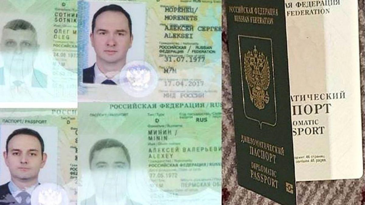 Los descuidos y errores de los espías rusos atrapados en Holanda