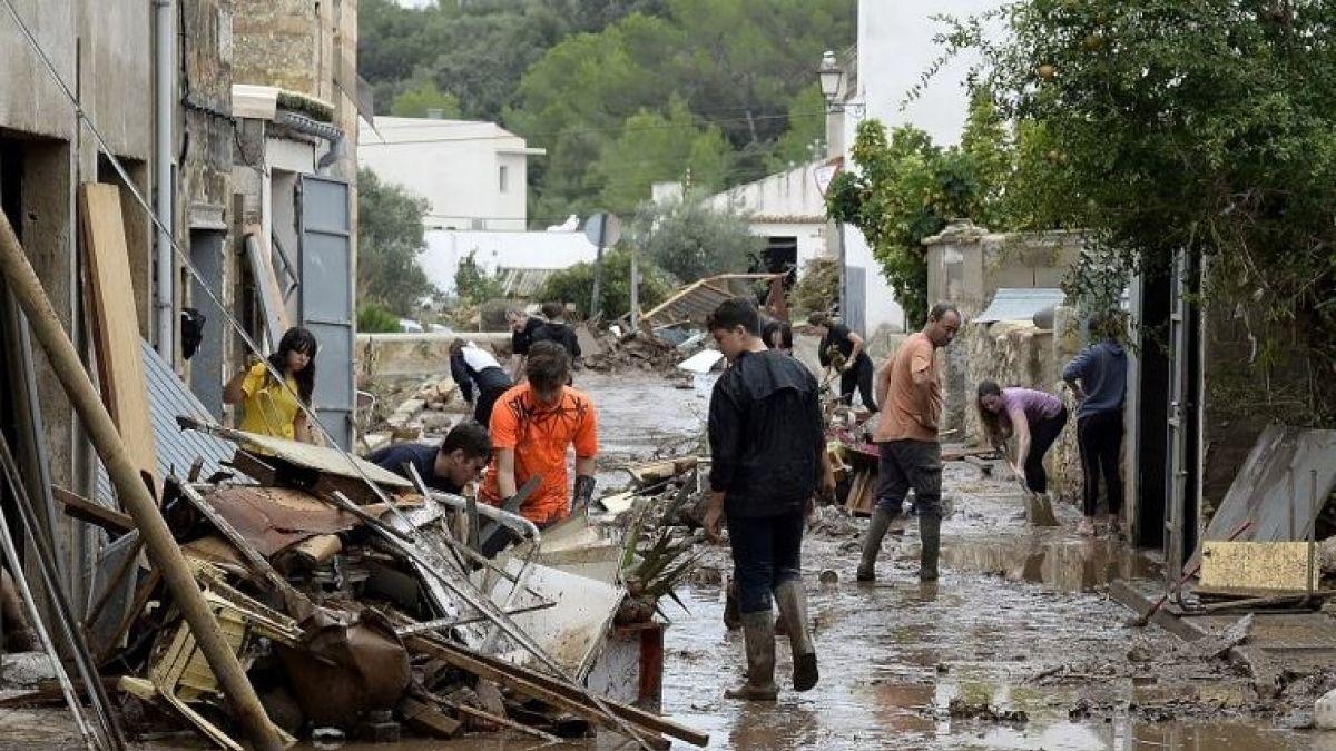 Balance de muertos en Mallorca llega a 12 personas tras inundaciones