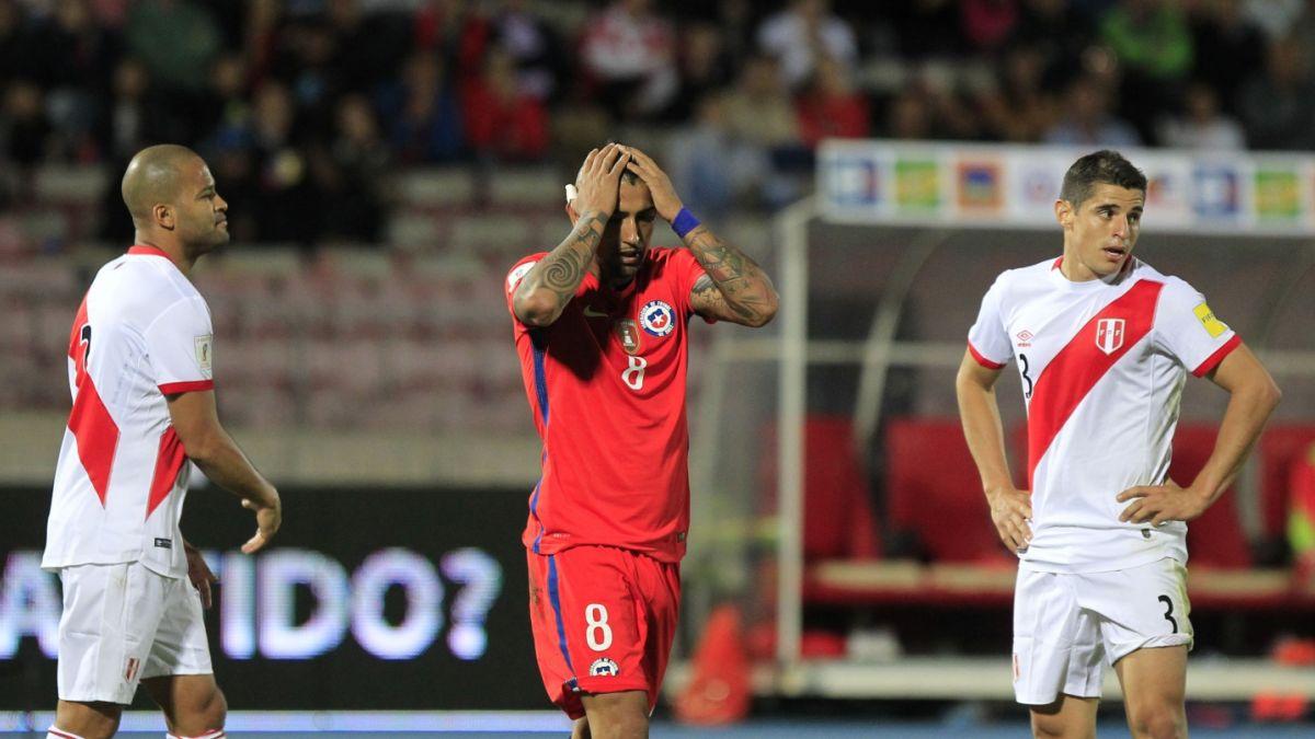 La destacable iniciativa de Perú previo al duelo contra la Selección Chilena