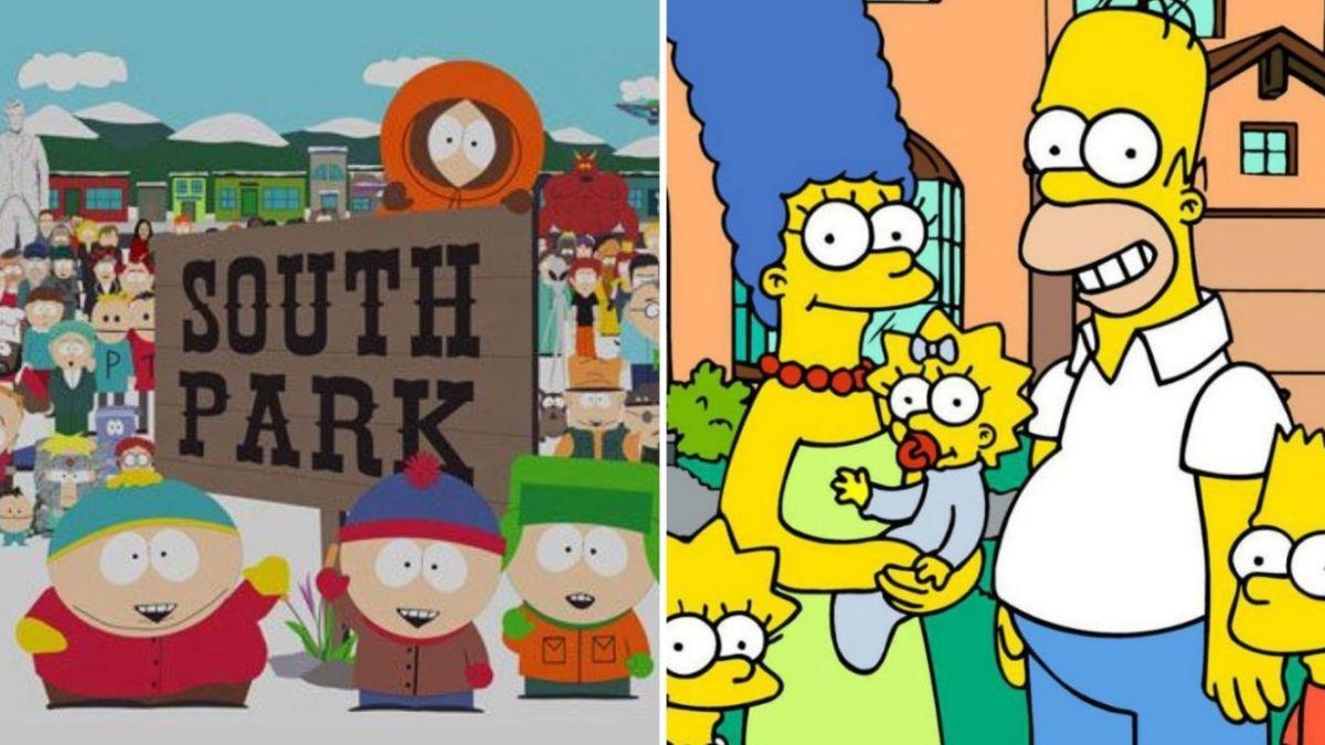 South Park se burla y pide cancelación de Los Simpson