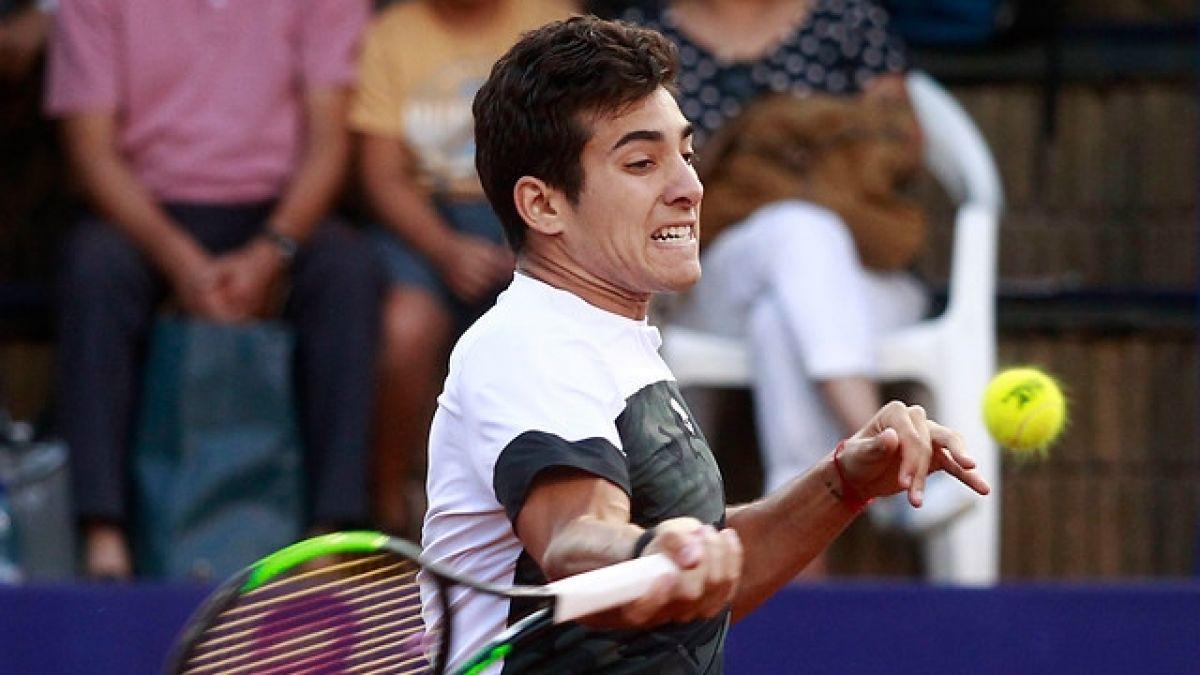 Christián Garín vence a Federico Delbonis y es campeón del Challenger de Santo Domingo 2018
