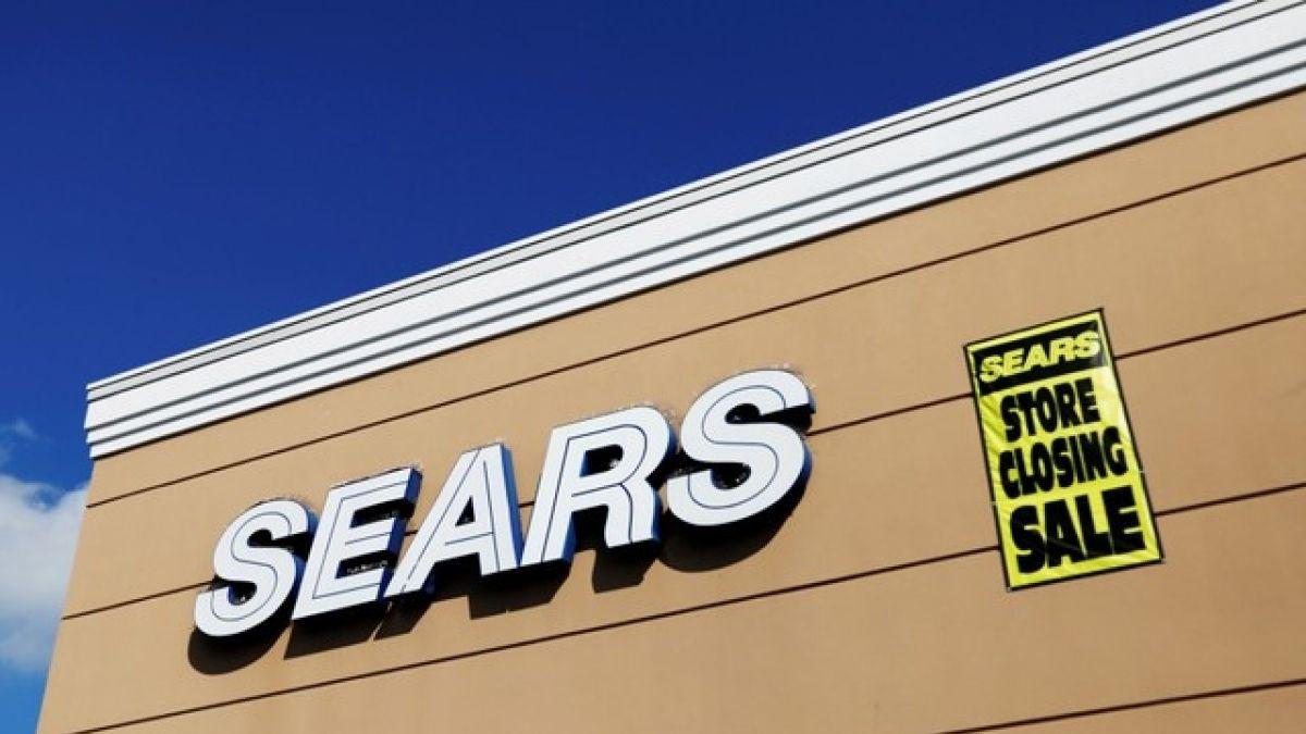 La cadena estadounidense de tiendas Sears se declara en quiebra