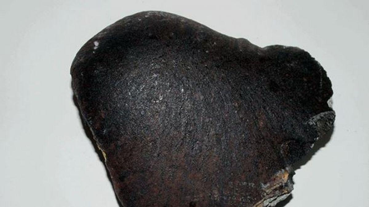 Un meteorito de millones de años cayó sobre una casa en Japón