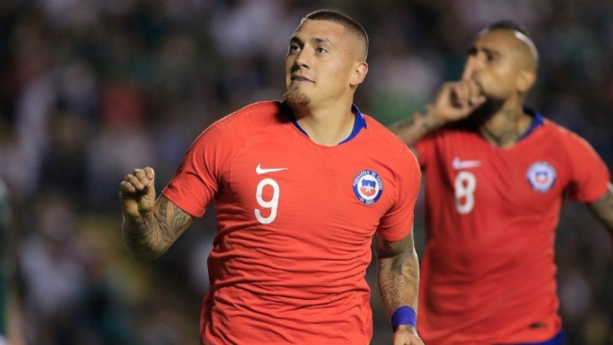 """Nicolás Castillo y gol del triunfo ante México: """"Me llena de confianza para lo que viene"""""""