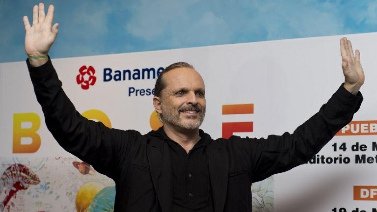Pareja de Miguel Bosé por casi tres décadas demanda al cantante