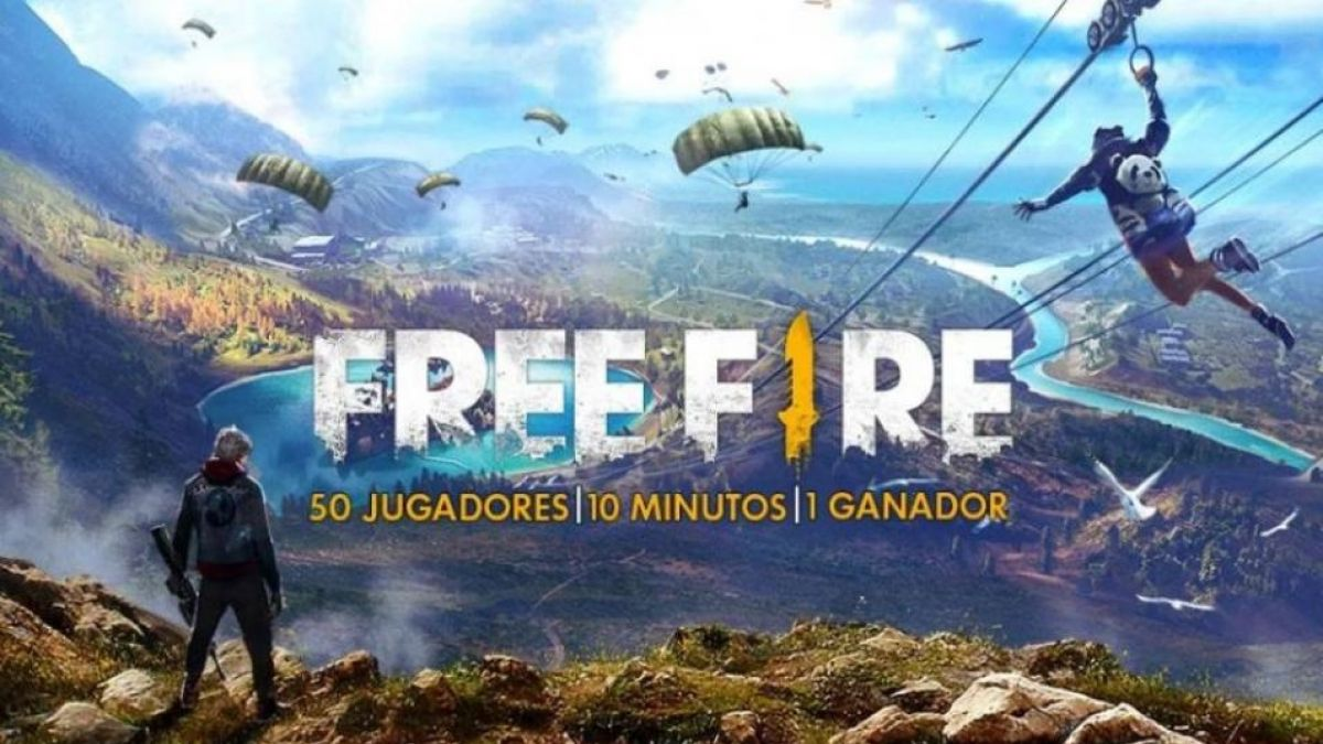 Free Fire El Juego Battle Royale Que Amenaza A Fortnite Y Pubg