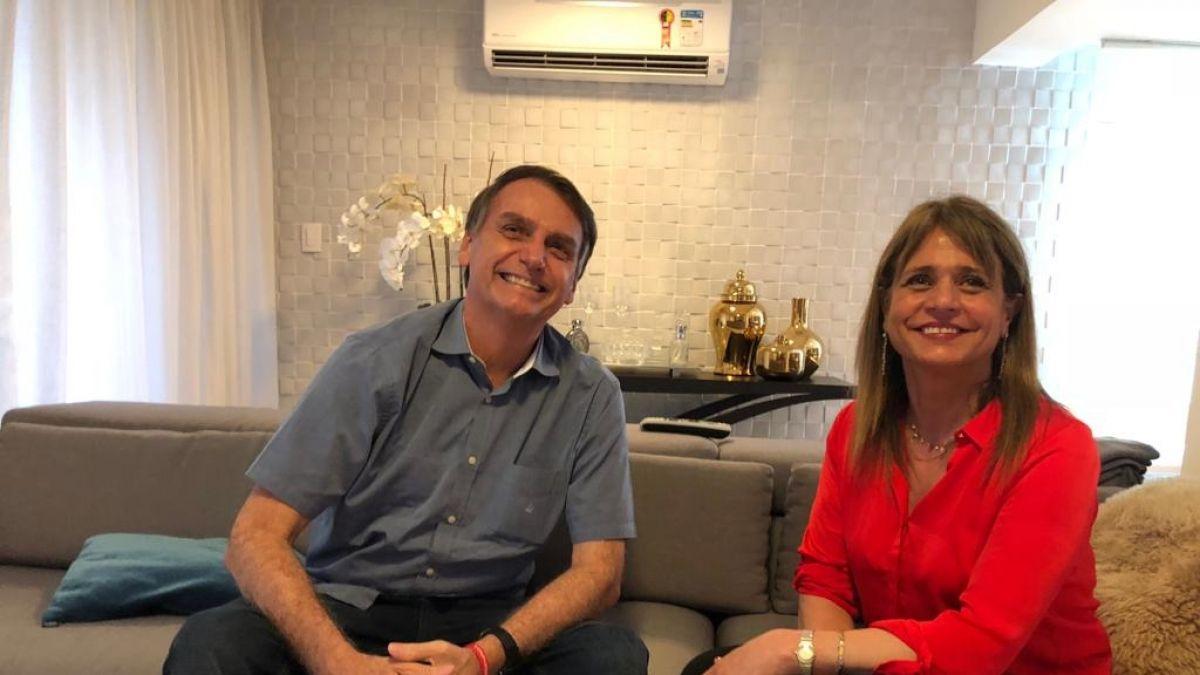 Senadora van Rysselberghe felicita a Bolsonaro tras su triunfo en Brasil