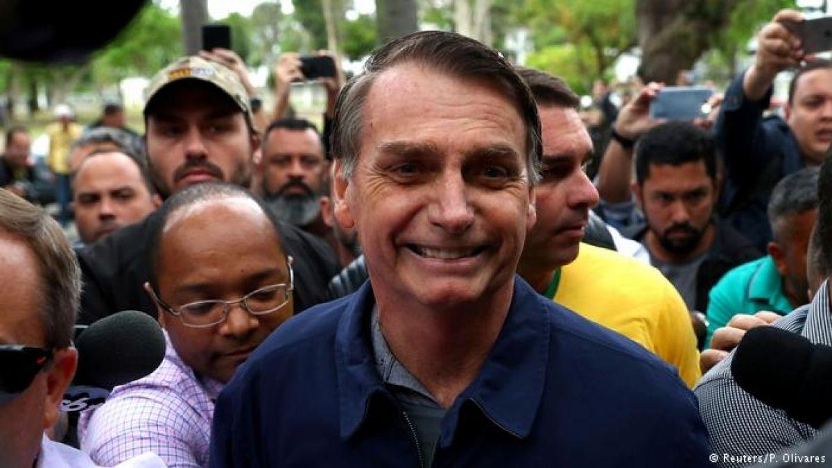 Bolsonaro no participará en ningún debate televisivo previo a elecciones presidenciales en Brasil
