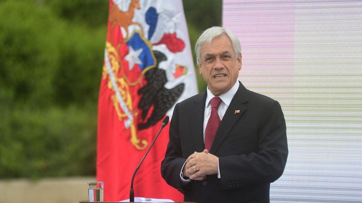 Piñera e inventario de glaciares argentinos: