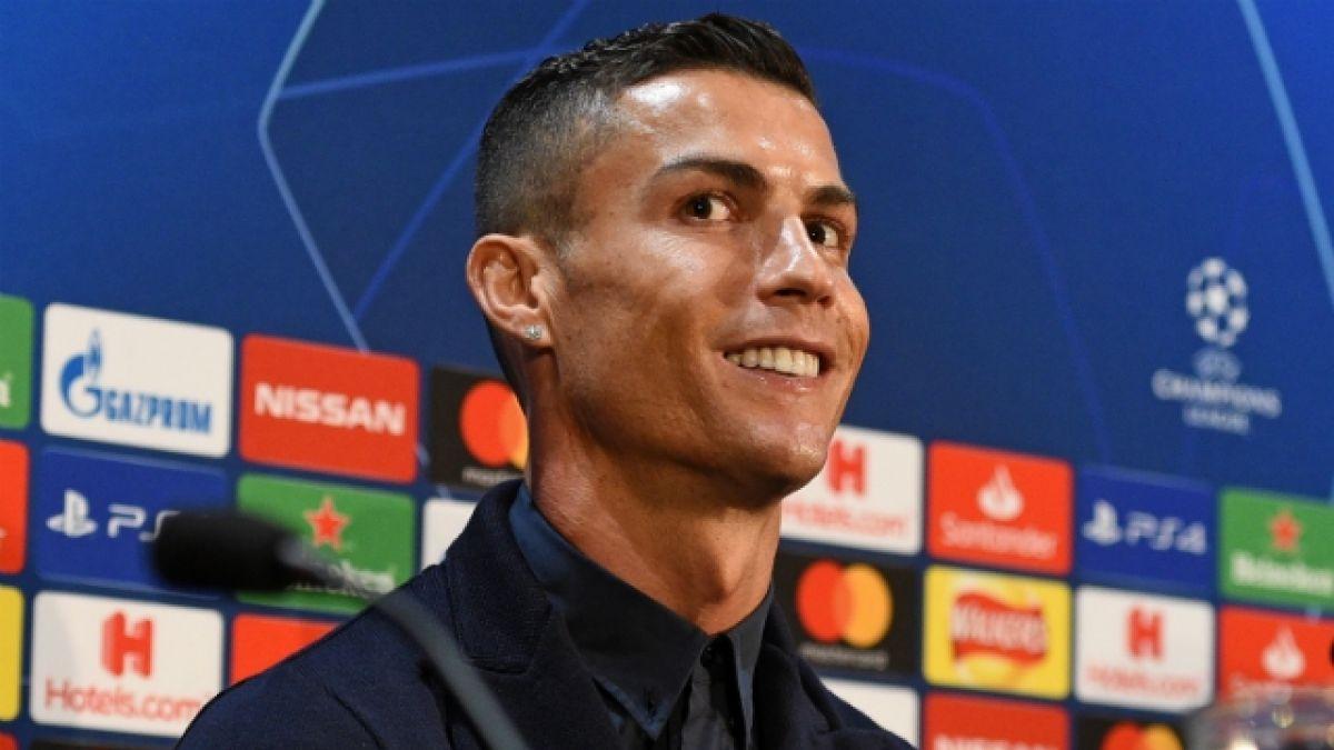 """En medio de acusaciones Cristiano Ronaldo dice ser un """"ejemplo"""" dentro y fuera de la cancha"""