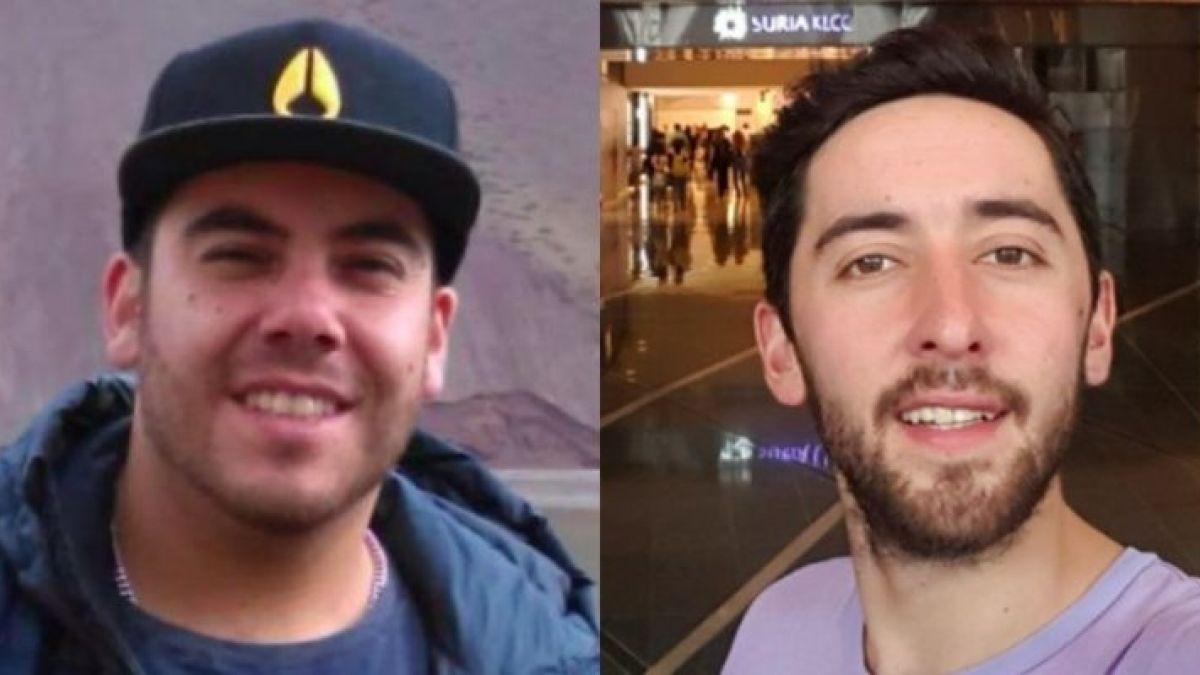 Chilenos condenados en Malasia volverían la próxima semana a Chile