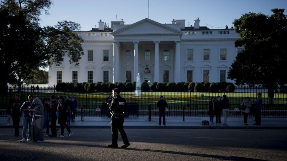EE.UU: Descartan intercepción de aparato explosivo en la Casa Blanca