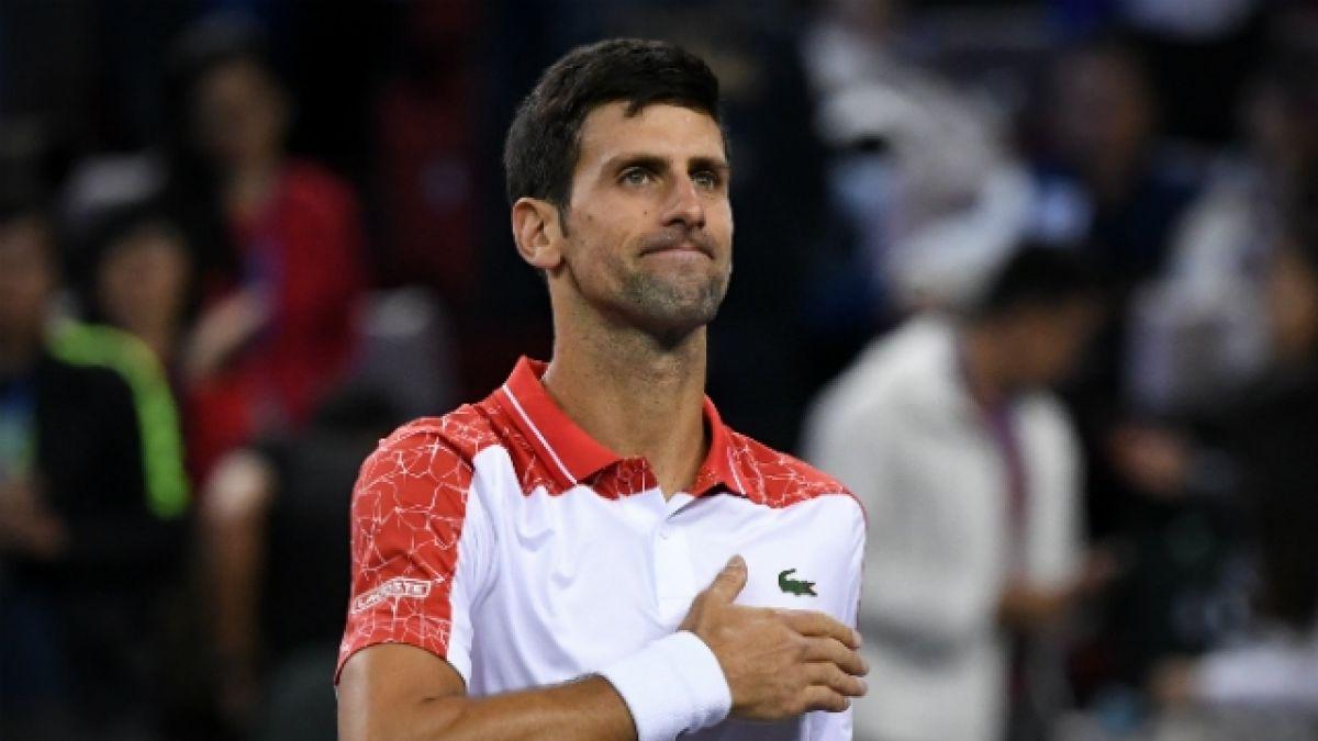 [VIDEO] La intención que tuvo Novak Djokovic y que dejó en shock a su gente cuando les contó