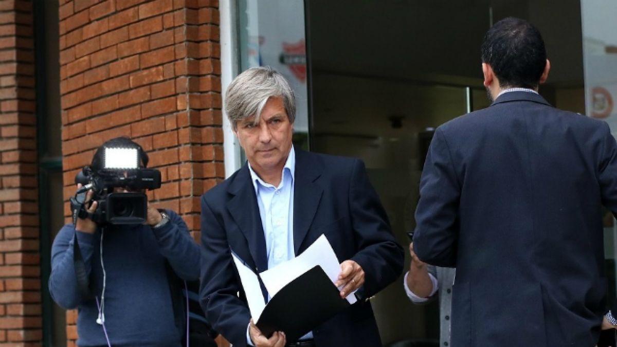 Harold Mayne-Nicholls inscribe su lista para elecciones de la ANFP