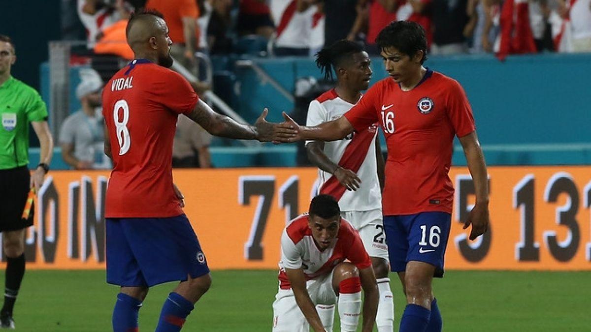 [VIDEO] La Roja vuelve a caer en el ranking mundial de la FIFA