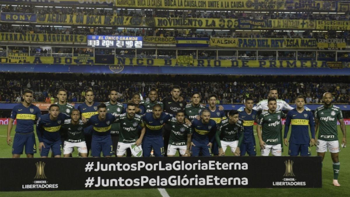 [VIDEO] La gran estadística de Boca Juniors en Copa Libertadores que involucra a Colo Colo