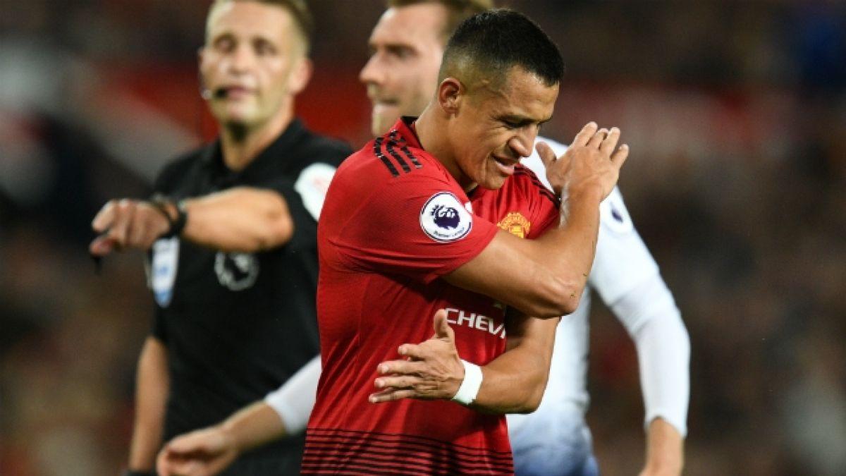 [VIDEO] José Mourinho descarta a Alexis para duelo ante Everton y critica a selecciones