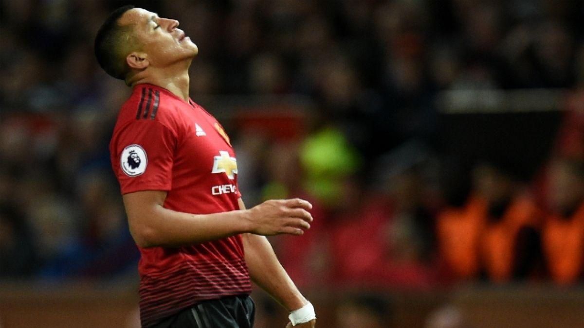 """[VIDEO] Apuntan a posible partida de Alexis para escapar """"de su pesadilla en el United"""""""
