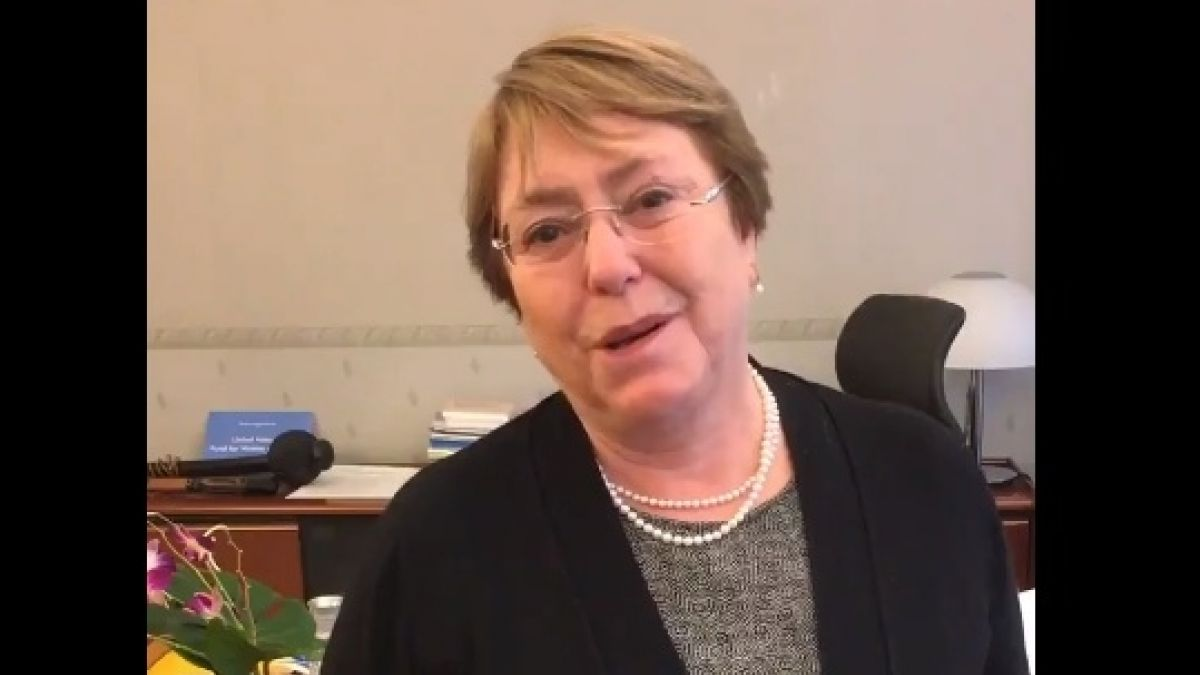 [VIDEO] Bachelet se emociona al despedir a Ana González: Chile te recordará por tu gran valentía