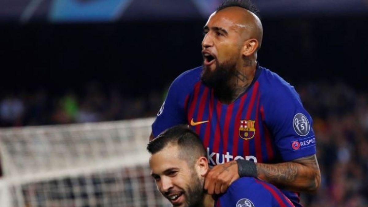 Barcelona vs. Real Madrid: Horario y dónde ver el primer clásico de Arturo Vidal en España