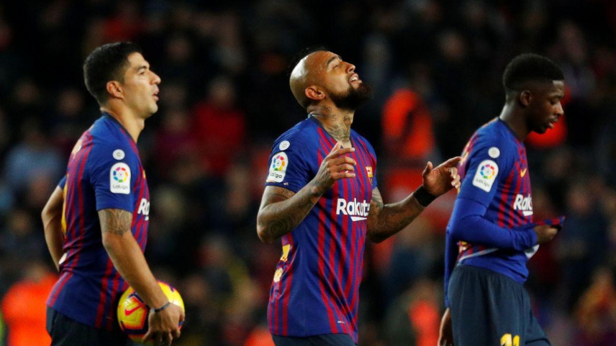 Bienvenida esa rebeldía: La reacción la prensa española por el gol de Vidal en el clásico